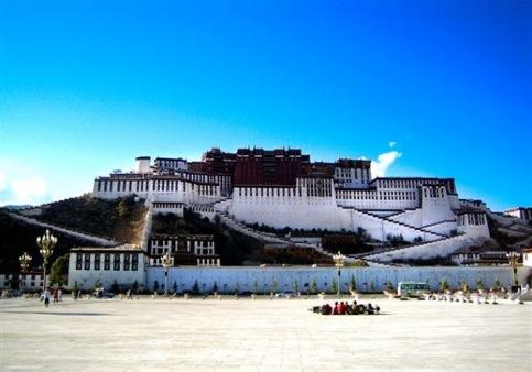 Tibetan pictures - Tibet capital