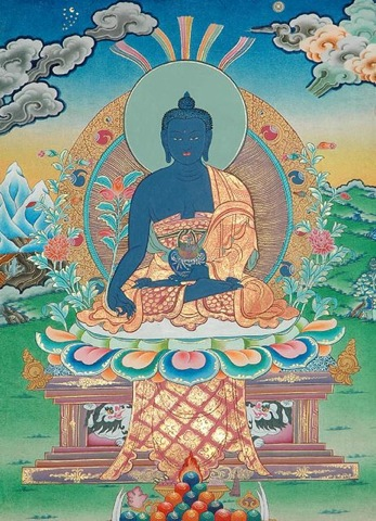 Jinlap Maitri Tibetan Tantric Reiki in the Medicine Buddha Tradition