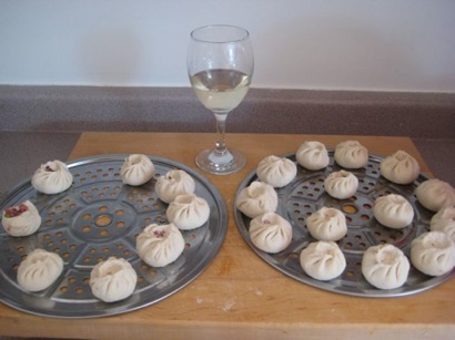 Tibetan Recipes Momos