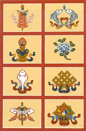 Buddhist Symbols of Tibet
