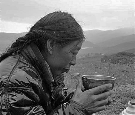 Tibetan Butter Tea Recipes Pictures, Tibetan food, Tibetan people