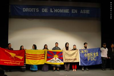 We need basic human rights and freedoms in Tibet